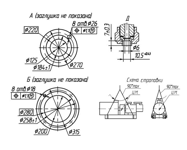 gabaritnyj-chertezh-nasosnyx-agregatov-a2-3v-125-16-2